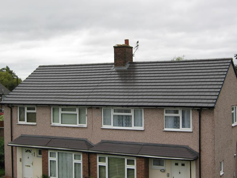 Full Re Roof In Liverpool C Amp B Roofing Skelmersdale